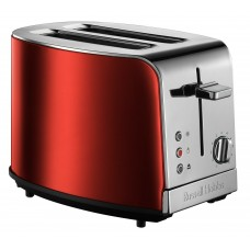 Russell Hobbs 18625-56  Φρυγανιέρα  ( Jewels Ruby Red) Κόκκινη