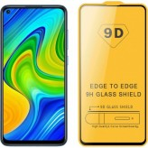 Tempered Glass Full Face 9D(Redmi Note 9)