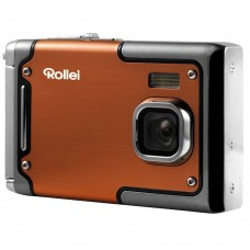 Rollei Sportsline 85 Φωτογραφική Μηχανή Πορτοκαλί