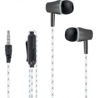 Forever Wired earphones SE-110 white