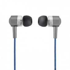 Forever Wired earphones SE-120 blue-black