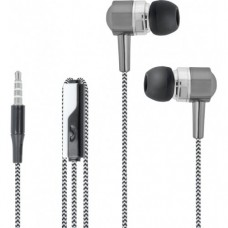 Forever Wired earphones SE-120 white-black