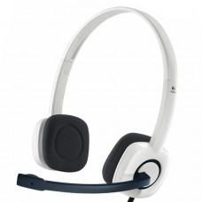 Logitech H 150 Stereo Headset cloud white
