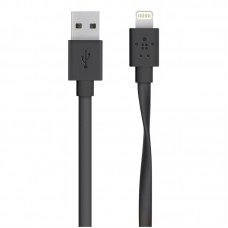 Beeyo Braided USB 2.0 to micro USB Cable Μαύρο 1m