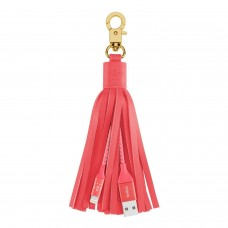 Belkin Leather Tassel pink incl. Light./USB Cable F8J174bt06INPNK