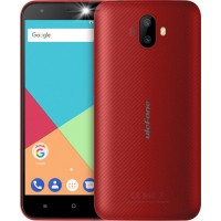 Ulefone S7 Dual SIM 2G 16GB Red+ ΘΗΚΗ ΣΙΛΙΚΟΝΗΣ