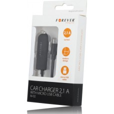 Forever M02 Car charger Micro USB 2.1A