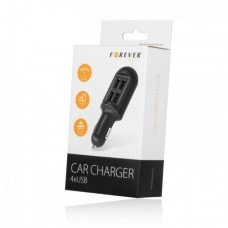 Forever 4xUSB car charger