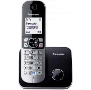 Panasonic KX-TG6811GB black