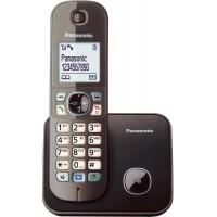 Panasonic KX-TG6811GA mocca-brown
