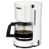 Unold Coffee Machine Compact  Καφετιέρα Φίλτρου Λευκή