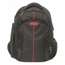 """Verbatim Notebook Backpack Stockholm 40,6cm (16"""") black"""