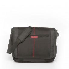 "Verbatim Notebook Messenger Bag Berlin 40,6cm (16"") black"