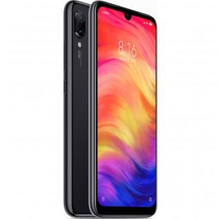 Xiaomi Redmi Note 7 4GB/64GB (Ελληνικό Μενού - Global Version) – Black+ ΘΗΚΗ ΣΙΛΙΚΟΝΗΣ ΔΙΑΦΑΝΗ