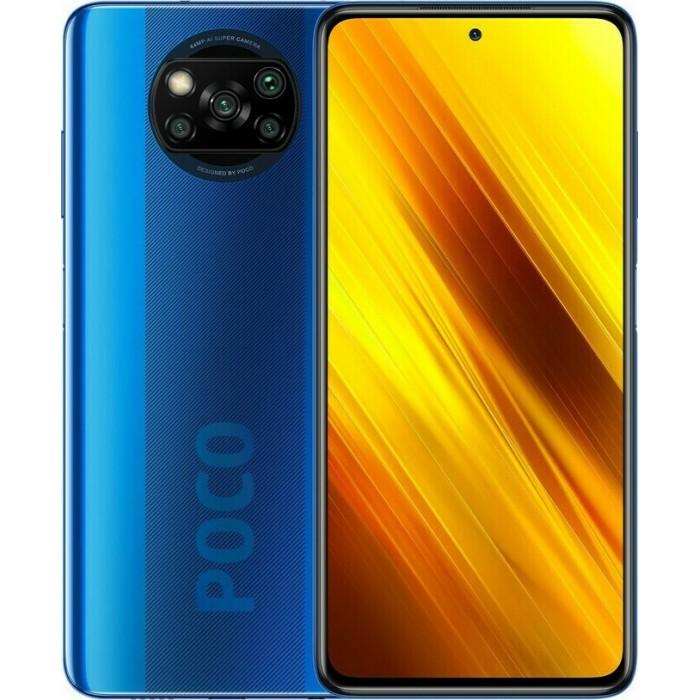 Xiaomi Poco X3 NFC Dual (6GB/128GB) Cobalt Blue EU