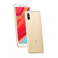 Xiaomi Redmi S2 ( 4GB/64GB) GOLD Global Version Η ΣΥΣΚΕΥΑΣΙΑ ΠΕΡΙΛΑΜΒΑΝΕΙ ΘΗΚΗ ΣΙΛΙΚΟΝΗΣ