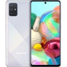 Samsung Galaxy A71 Dual 6gb/128gb Silver EU