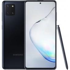 Samsung Galaxy Note 10 Lite Dual 6gb/128gb Aura Black