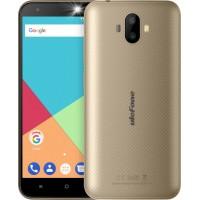 Ulefone S7 Dual SIM 2G 16GB Gold + ΘΗΚΗ ΣΙΛΙΚΟΝΗΣ