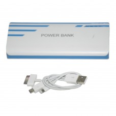 OEM Power Bank 20.000 mAh Universal Μπλε