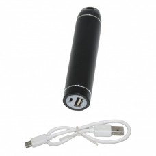 OEM Power Bank 2600 mAh Μαύρο