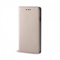 OEM Θήκη Βιβλίο Smart Magnet Για LG X Power Χρυσή