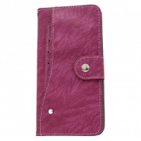 OEM Θήκη Βιβλίο - Πορτοφόλι Για Apple Iphone 6G/6S Plus Ροζ