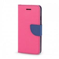 OEM Θήκη Βιβλίο Fancy Για Samsung Galaxy S7 Edge Ροζ-Μπλε