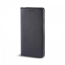 OEM Θήκη Βιβλίο Smart Magnet Για Huawei Ascend P8 Lite Μαυρη