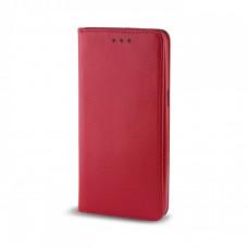 OEM Θήκη Βιβλίο Smart Magnet Για Huawei Honor Y3 II Κόκκινη
