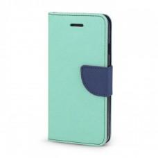 OEM Θήκη Βιβλίο Fancy Για Samsung Galaxy S7 Edge Μπλε-Γαλάζια