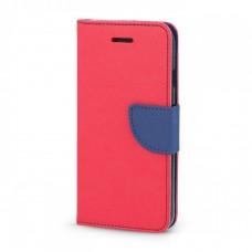 OEM Θήκη Βιβλίο Fancy Για Samsung Galaxy S7 Edge Κόκκινη-Μπλε