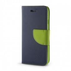 OEM Θήκη Βιβλίο Fancy Για Samsung Galaxy S7 Μπλε-Πράσινη