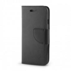 OEM Θήκη Βιβλίο Fancy Για Samsung Galaxy J5 Μαύρη