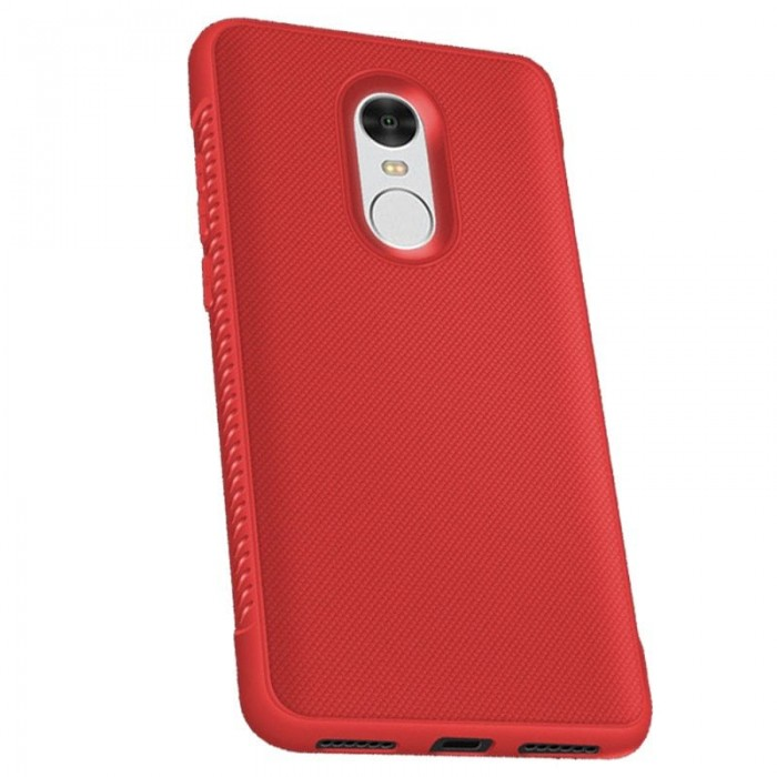 ΘΉΚΗ BACK ΓΙΑ XIAOMI REDMI 5 PLUS SILICON CASE COMFORT /ΚΌΚΚΙΝΟ