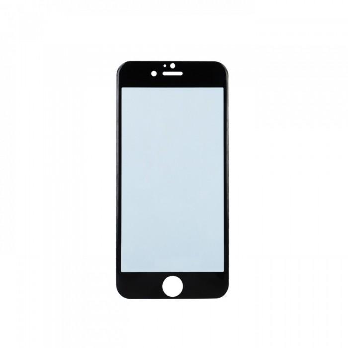 OEM Γυάλινη Προστασία Οθόνης Με Κούρμπα Για Apple IPhone 6G/6S Mαύρη