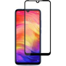 Full Face Tempered Glass Black (Redmi Note 7/7 Pro)